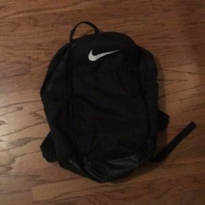 Black Nike bookbag like new